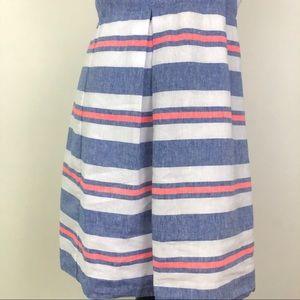 Vineyard Vines Dresses - Vineyard Vines Chambray Stripe Dress